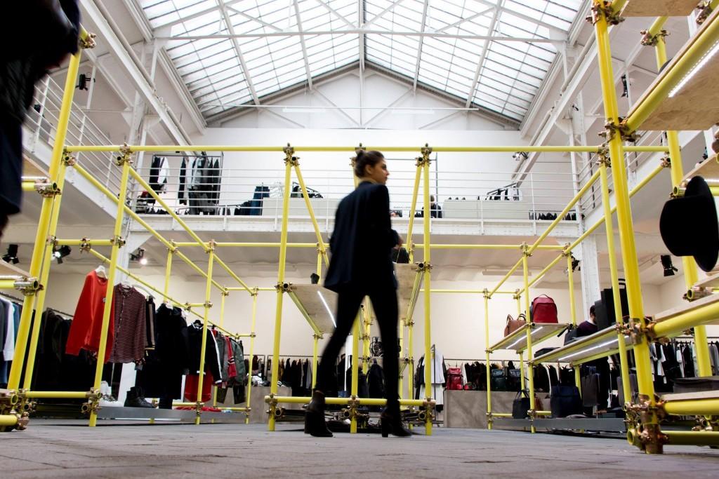 Tomorrow ltd - Paris fashion week 2016