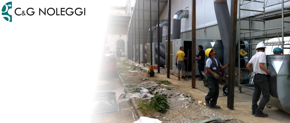 Progettazione e montaggio / Planning and installation